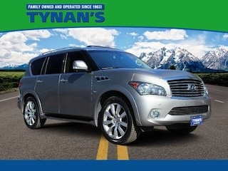 Used 2014 INFINITI QX80 Base SUV for sale in Aurora, CO