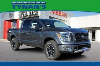 New 2019 Nissan Titan PRO-4X Truck Crew Cab for sale in Aurora, CO
