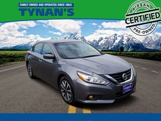Used 2017 Nissan Altima 2.5 SV Sedan for sale in Aurora, CO