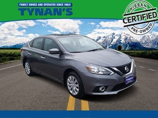Certified Pre-Owned 2019 Nissan Sentra S Sedan for sale in Aurora, CO
