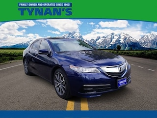 Used 2016 Acura TLX 3.5L V6 Sedan for sale in Aurora, CO