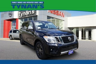 New 2019 Nissan Armada Platinum SUV for sale in Aurora, CO