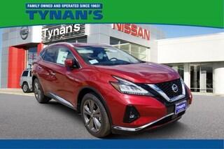 New 2019 Nissan Murano Platinum SUV for sale in Aurora, CO