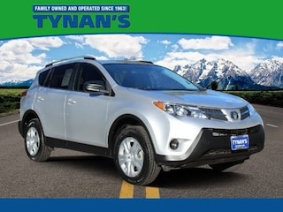 Used 2015 Toyota RAV4 LE SUV for sale in Aurora, CO