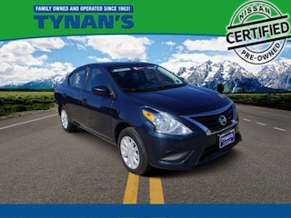 Certified Pre-Owned 2017 Nissan Versa 1.6 S Sedan for sale in Aurora, CO