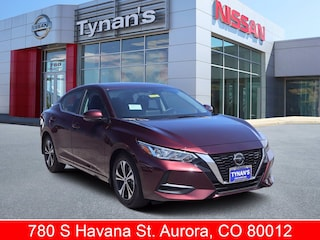 New 2020 Nissan Sentra SV Sedan for sale in Aurora, CO