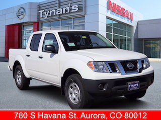 New 2020 Nissan Frontier S Truck Crew Cab 1N6ED0EB1LN719587 For Sale in Aurora, CO