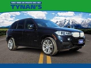 Used 2016 BMW X5 Xdrive50i SAV for sale in Aurora, CO