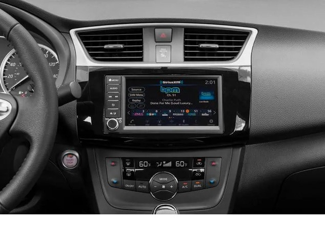 Nissan Sentra Technology