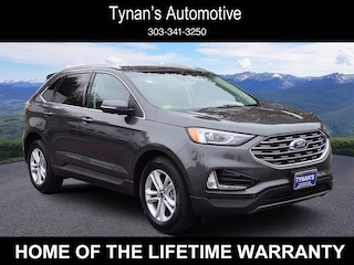 Used 2019 Ford Edge SEL SEL AWD for sale in Aurora, CO