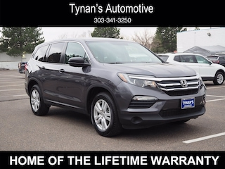 Used 2018 Honda Pilot LX LX AWD for sale in Aurora, CO