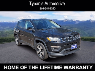 Used 2018 Jeep Compass Latitude for sale in Aurora, CO