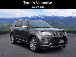 Used 2018 Ford Explorer Platinum for sale in Aurora, CO