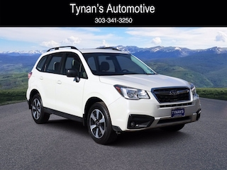 Used 2017 Subaru Forester 2.5i for sale in Aurora, CO