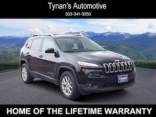 Used 2016 Jeep Cherokee Latitude for sale in Aurora, CO