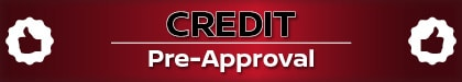 Credit Pre-Approval