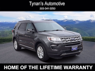 Used 2018 Ford Explorer XLT XLT 4WD for sale in Aurora, CO