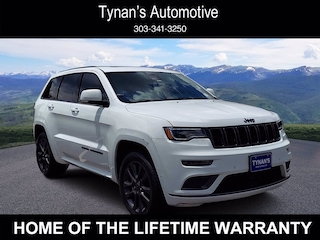 Used 2018 Jeep Grand Cherokee High Altitude SUV for sale in Aurora, CO