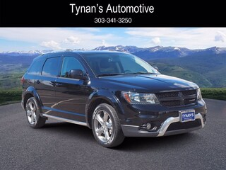 Used 2016 Dodge Journey Crossroad for sale in Aurora, CO
