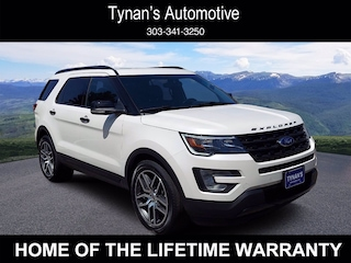 Used 2017 Ford Explorer Sport SUV for sale in Aurora, CO