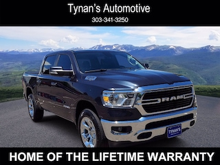 Used 2020 Ram 1500 Big Horn Truck Crew Cab for sale in Aurora, CO