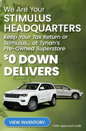 We Are Your Stimulus Headquarters