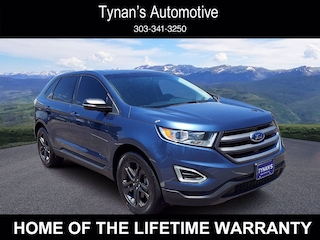 Used 2018 Ford Edge SEL SUV for sale in Aurora, CO