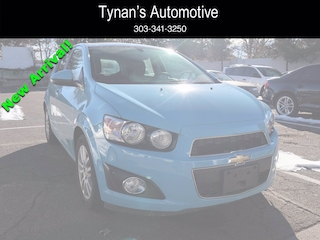 Used 2014 Chevrolet Sonic LT HB Auto LT for sale in Aurora, CO