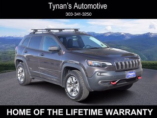 Used 2019 Jeep Cherokee Trailhawk for sale in Aurora, CO