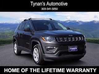 Used 2019 Jeep Compass Latitude for sale in Aurora, CO