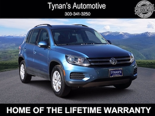 Certified Pre-Owned 2017 Volkswagen 2.0T SUV for sale in Aurora, CO