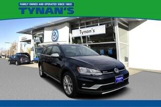 New 2019 Volkswagen Golf Alltrack TSI S Wagon for sale in Aurora, CO