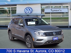 New 2021 Volkswagen Tiguan 2.0T S 4MOTION SUV for sale in Aurora, CO