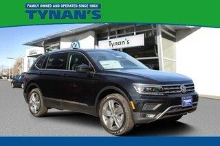 New 2019 Volkswagen Tiguan SEL Premium SUV for sale in Aurora, CO