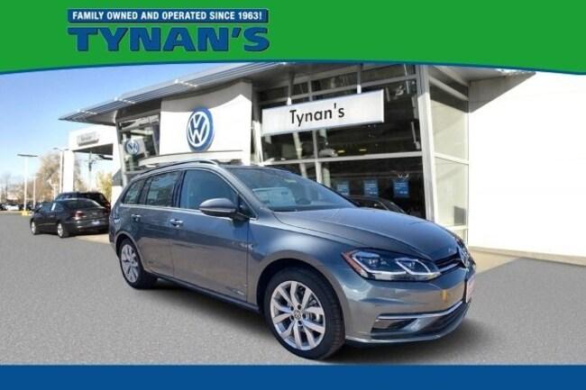 New 2019 Volkswagen Golf SportWagen SE Wagon for sale in Aurora, CO