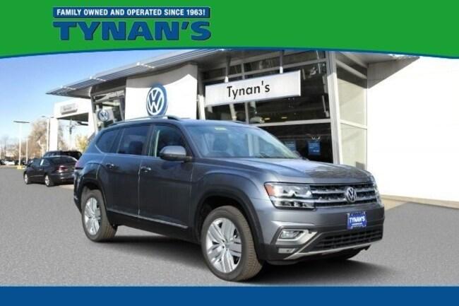 New 2019 Volkswagen Atlas SEL SUV for sale in Aurora, CO