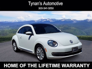 Used 2015 Volkswagen Beetle 2.0L TDI Coupe for sale in Aurora, CO