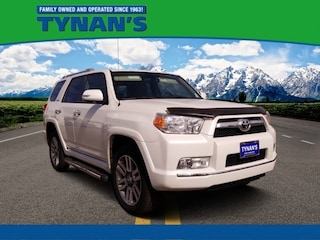 Used 2012 Toyota 4Runner Limited SUV for sale in Aurora, CO