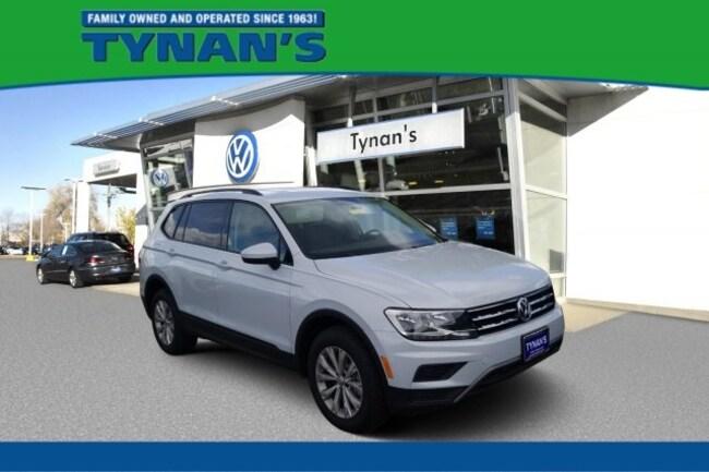 New 2019 Volkswagen Tiguan S SUV for sale in Aurora, CO
