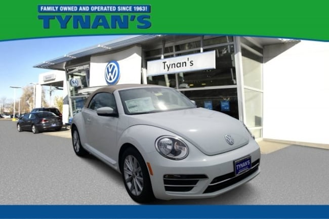 New 2019 Volkswagen Beetle 2.0T SE Convertible for sale in Aurora, CO
