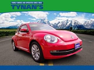 Used 2014 Volkswagen Beetle 2.0 TDI Hatchback for sale in Aurora, CO