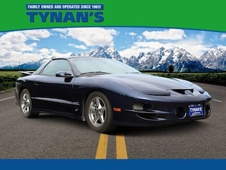Used 1998 Pontiac Firebird Trans Am Coupe for sale in Aurora, CO