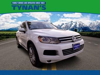 Volkswagen Touareg For Sale >> Used 2012 Volkswagen Touareg For Sale Aurora Co Stock V14714