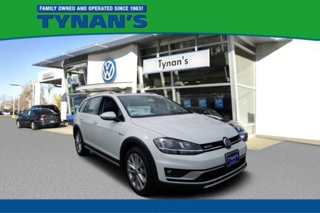 New 2019 Volkswagen Golf Alltrack TSI SE Wagon for sale in Aurora, CO