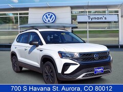 New 2022 Volkswagen Taos 1.5T S SUV for sale in Aurora, CO