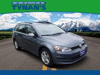 Used 2015 Volkswagen Golf SportWagen S Wagon for sale in Aurora, CO