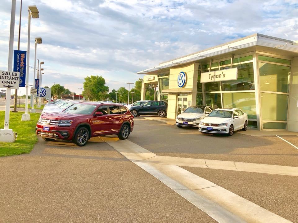 Used Volkswagen Touareg For Sale in Aurora, CO   Tynan's Volkswagen