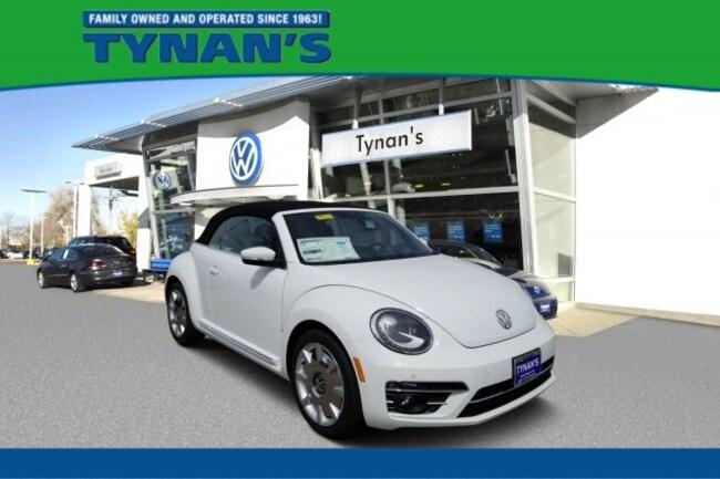 New 2019 Volkswagen Beetle 2.0T SE Convertible for sale in Aurora, CO