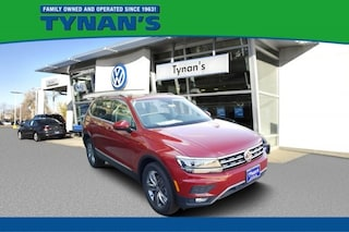 New 2019 Volkswagen Tiguan SEL Premium SUV for sale in Aurora, CO
