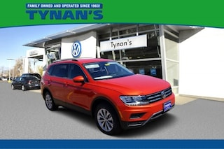 New 2019 Volkswagen Tiguan 2.0T SE SUV for sale in Aurora, CO